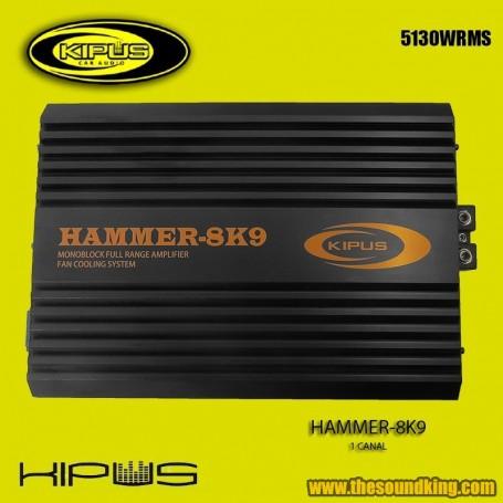 Amplificador / Etapa Kipus Hammer 8k9