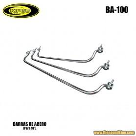 """Rejilla para 10"""" Kipus BA-100"""