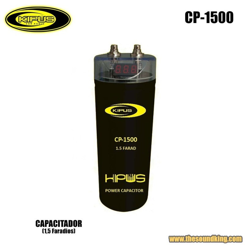 Capacitador Kipus CP-1500