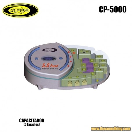 Capacitador Kipus CP-5000