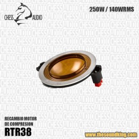 Reparo Chess Audio RTR38