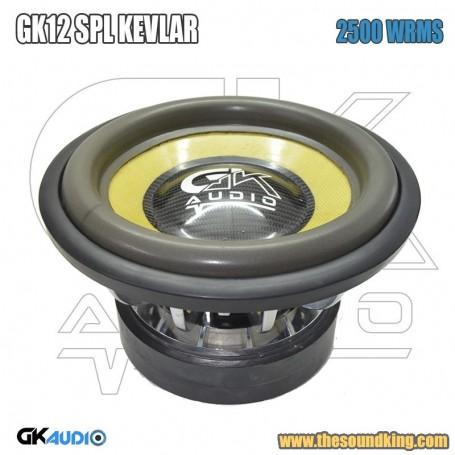 Subwoofer GK Audio GK12 2000 SPL KEVLAR