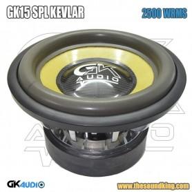 Subwoofer GK Audio GK15 2500 SPL KEVLAR