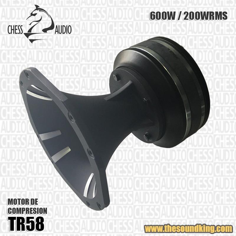 Motor de compresion Chess Audio TR58