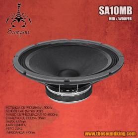 Altavoz Scorpion Audio SA10MB