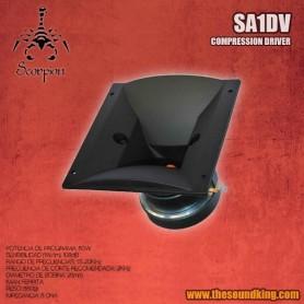 Motor de compresión Scorpion Audio SA1DV