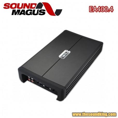 Amplificador Sound Magus EA400.4