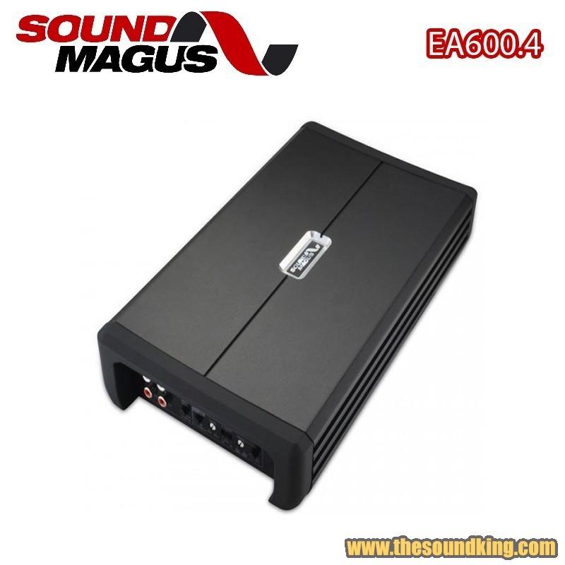 Amplificador Sound Magus EA600.4