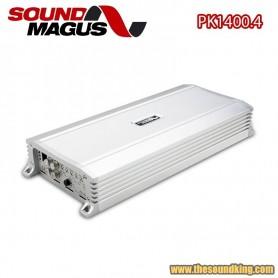 Amplificador Sound Magus PK1400.4