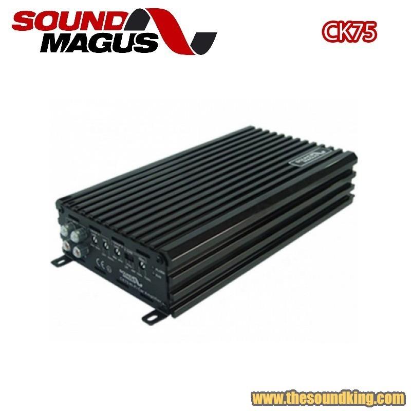 Amplificador Sound Magus CK75