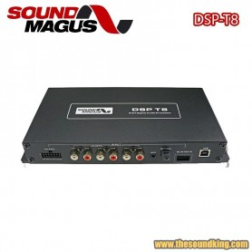 Procesador Sound Magus DSP-T8