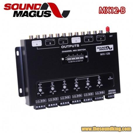 Mezclador Sound Magus MX-12B