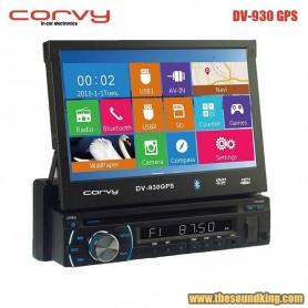 Radio DVD Doble Dim Corvy DV-930 GPS