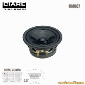 "Altavoz Medio 3,5"" SPL Ciare CM087"