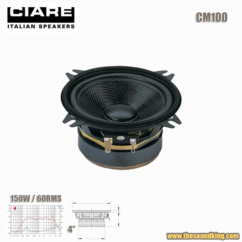 "Altavoz Medio 4"" SPL Ciare CM100"