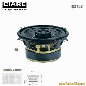 """Altavoz Coaxial 4"""" Ciare CX102"""