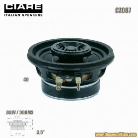 "Altavoz Coaxial 3,5"" Ciare CZ085"