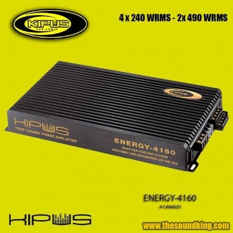 Amplificador / Etapa Kipus Energy 4160