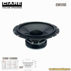 "Altavoz woofer 6,5"" SPL Ciare CW170Z"