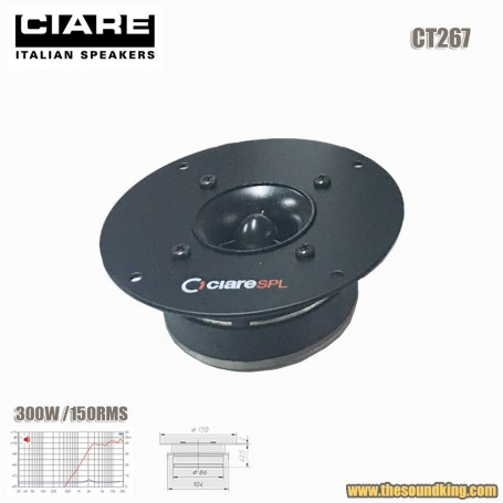 Tweeter Ciare CT267
