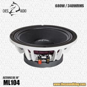 "Altavoz 10"" Chess Audio ML104"