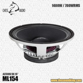 "Altavoz 15"" Chess Audio ML154"