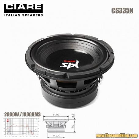 Subwoofer Ciare CS335N