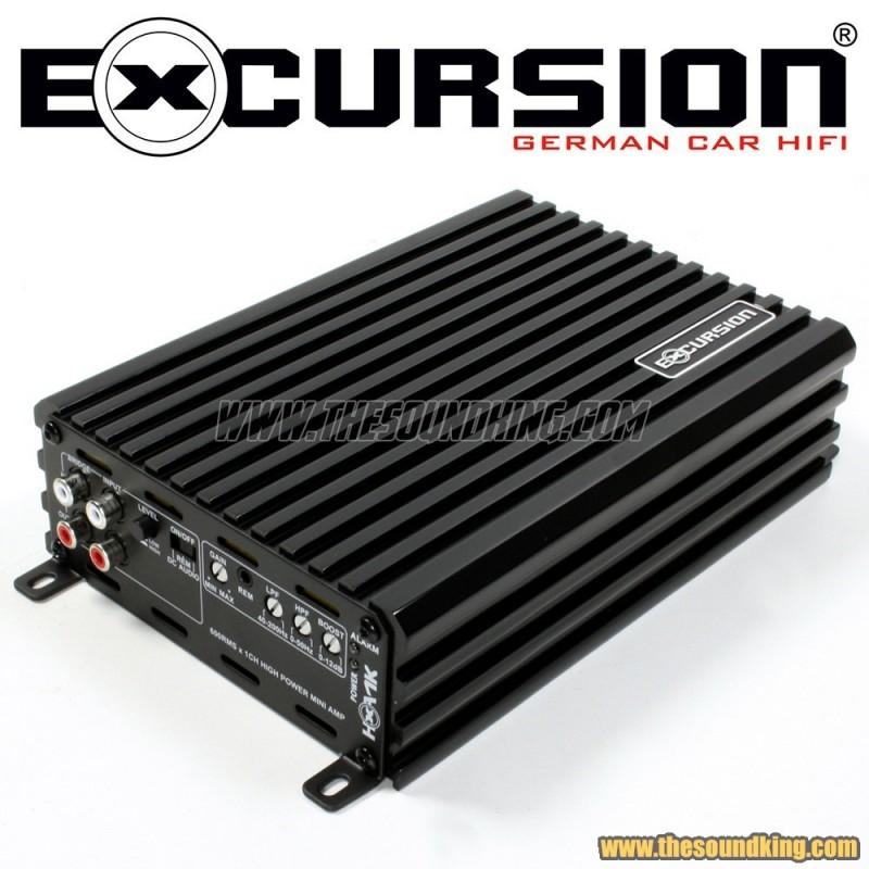 Amplificador Excursion HXA 1K