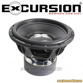 Subwoofer Excursion MXT.v2 15 D2