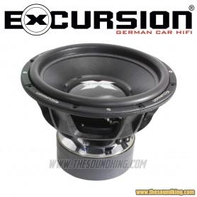 Subwoofer Excursion MXT.v2 15 D2