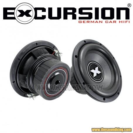 Subwoofer Excursion SHX 8 D4