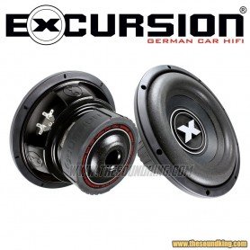 Subwoofer Excursion SHX 10 S4