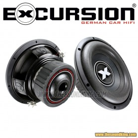 Subwoofer Excursion SHX 10 D4