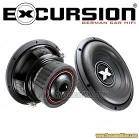 Subwoofer Excursion SHX 10 D4