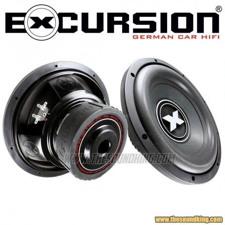 Subwoofer Excursion SHX 12 S4