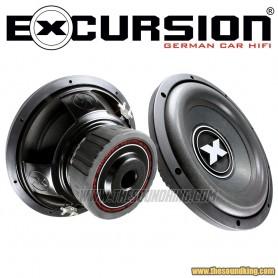 Subwoofer Excursion SHX 12 D4