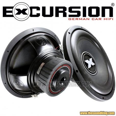 Subwoofer Excursion SHX 15 D4