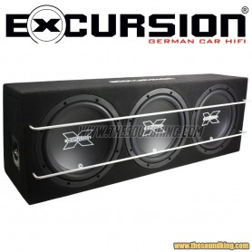 Subwoofer Excursion SX TC10