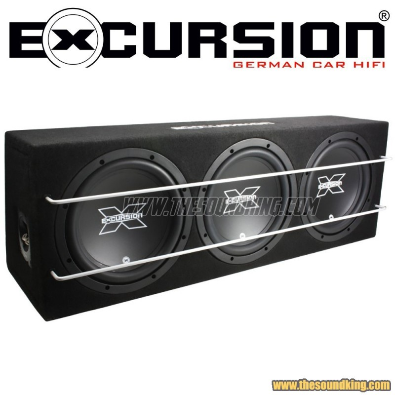 Subwoofer Excursion SX 12 S4