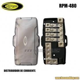 Repartidor de corriente Kipus RPM‐480