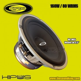 "Woofer de 6,5"" Kipus HQ‐M65 - HI‐END"