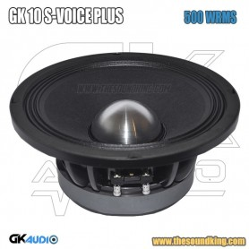 "Altavoz Medio de 10"" GK Audio GK10SVOICE PLUS"