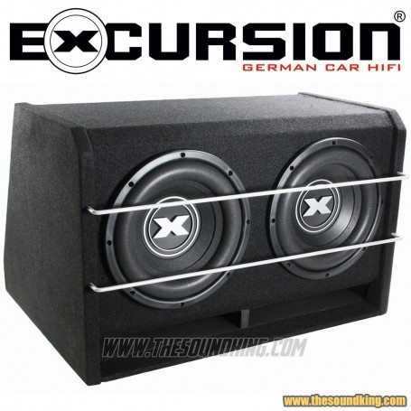 Subwoofer Excursion SHX DP 102