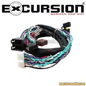 Cable Excursion PXI 6 ISO