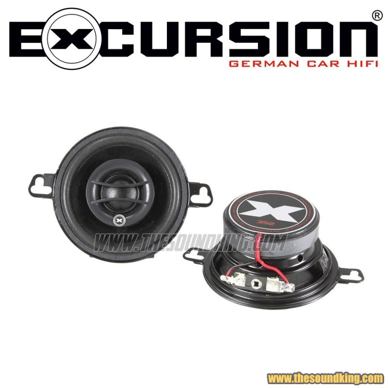 Coaxial Excursion SX 352
