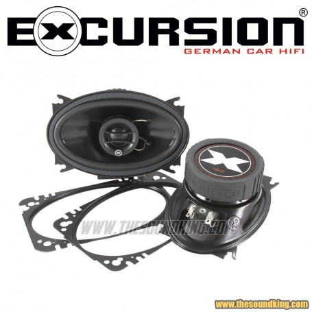Coaxial 6x4 Excursion SX 462
