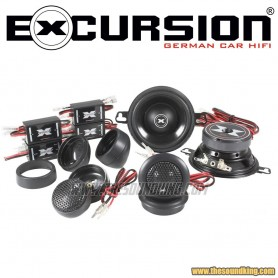 Vias Separadas Excursion SX 3C