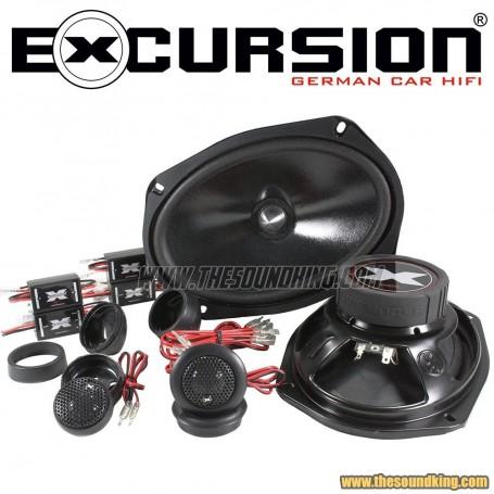 Vias Separadas Excursion SX 69C
