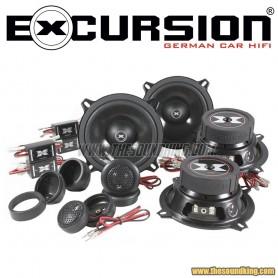 Vias Separadas Excursion SX 5C+dB