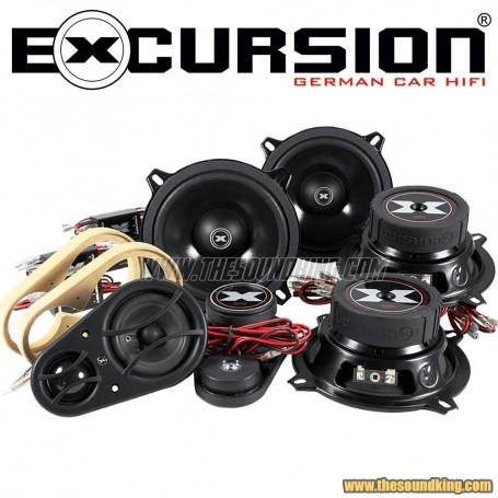 Vias Separadas Excursion SX 5.3C+dB